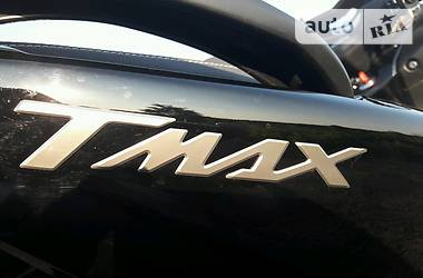 Yamaha T-MAX black max edition 2014