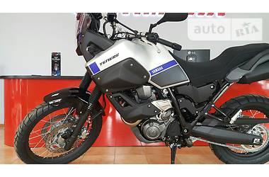 Yamaha Tenere XTZ660 Tenere ABS 2016