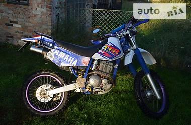 Yamaha TT-R  yamaha ttr 250 open 1996