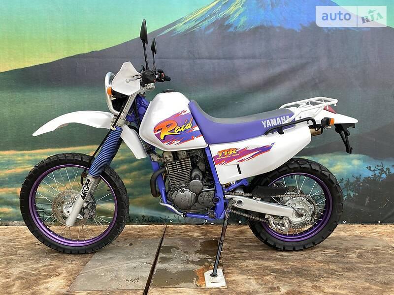 Yamaha TTR Raid