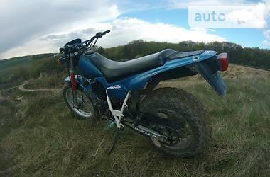 Yamaha TW TW 200 1987