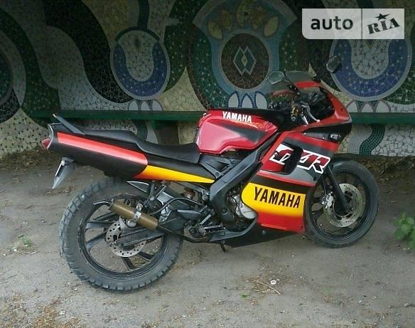 Yamaha TZR