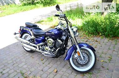 Yamaha V-Star Classic 2008