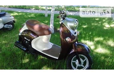 Yamaha Vino FULL 2010