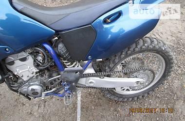 Yamaha WR  1998