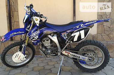Yamaha WR 250F 2007