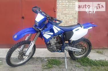 Yamaha WR 426F 2001