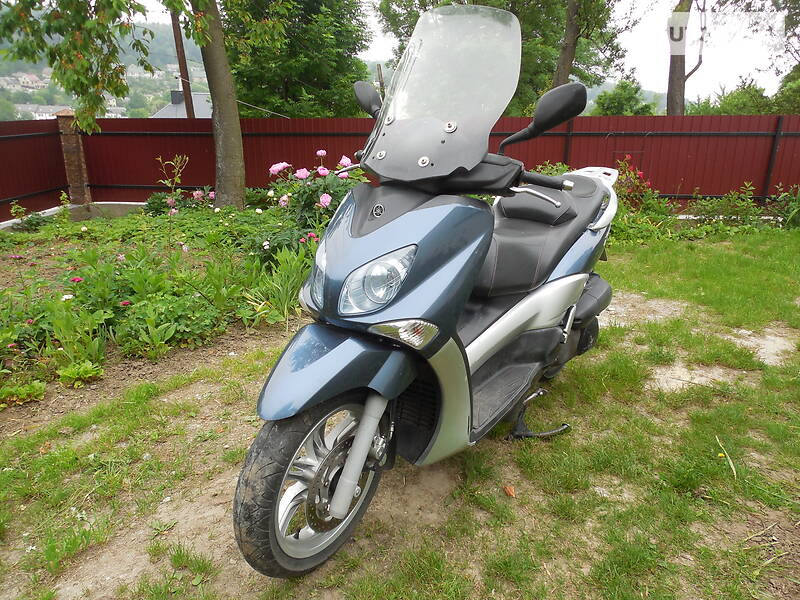 Yamaha X-City