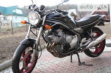 Yamaha XJ-600  2002