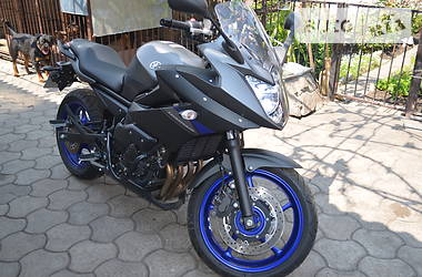 Yamaha XJ6 Diversion 2013