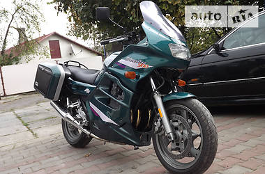Yamaha XJ xj900s diversion 1995