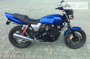 Yamaha XJR 400 1998