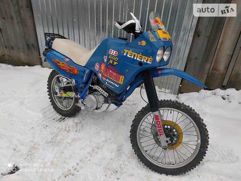 Yamaha XT 600Z