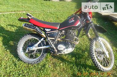 Yamaha XT  1992