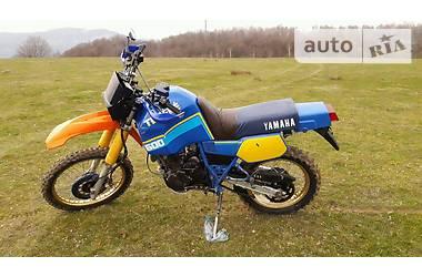 Yamaha XT 600 1992