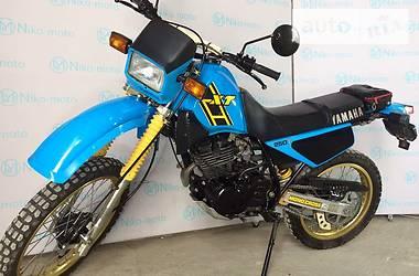 Yamaha XT 250cc 1990