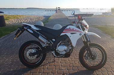 Yamaha XT Yamaha xt 125x 2010