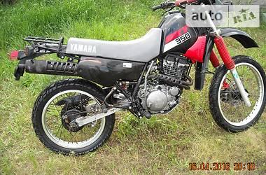 Yamaha XT  1996