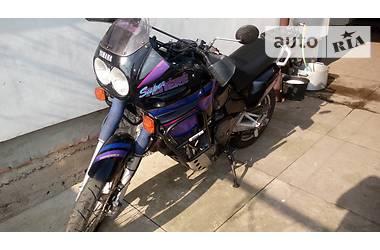 Yamaha XTZ Super Tenere 1991