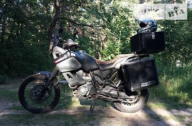 Yamaha XTZ XT660Z Tenere 2009