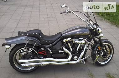 Yamaha XV 1700 Warrior custom 2007