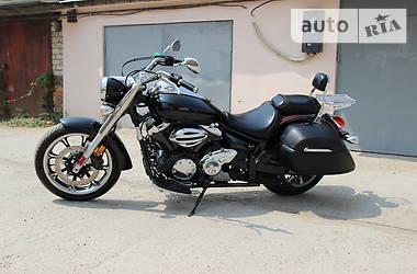 Yamaha XVS XVS950 Midnight Star 2013