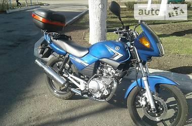 Yamaha YBR 125  2015