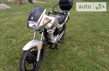 Yamaha YBR 125  2009