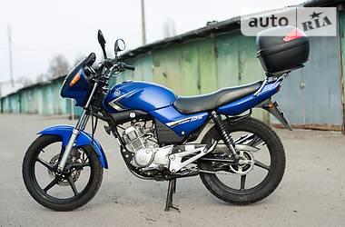 Yamaha YBR  2012