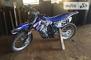 Yamaha YFZ  2004