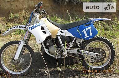 Yamaha YZ  1993