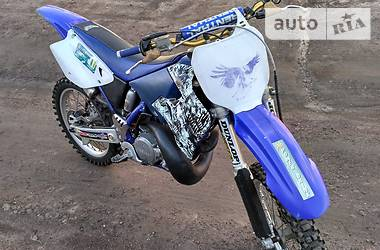Yamaha YZ  1998