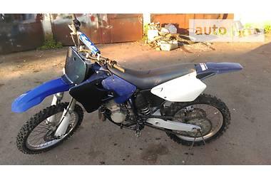 Yamaha YZ  2001