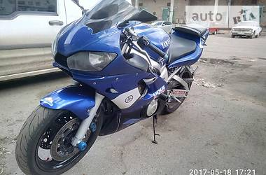 Yamaha YZF-R 6 2001