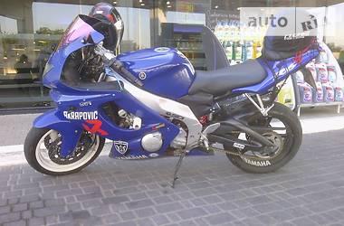 Yamaha YZF-R YZF-6R THUNDERCAT 1998