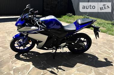 Yamaha YZF-R  2016