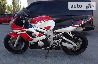Yamaha YZF R-6 2001