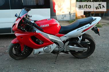 Yamaha YZF  1998