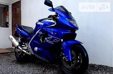 Yamaha YZF Thundercat 2002