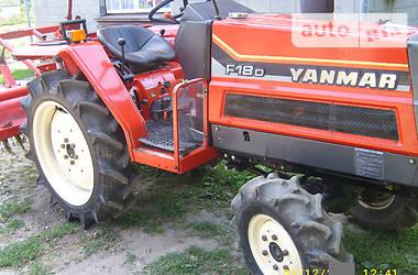 Yanmar F18  2002
