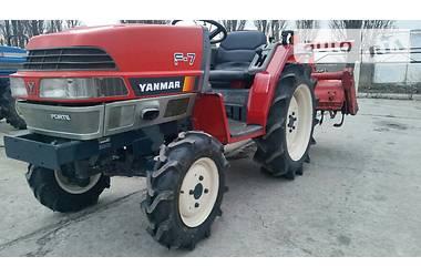 Yanmar F7  2005