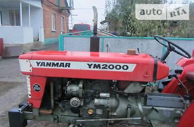 Yanmar YM 2000  1999