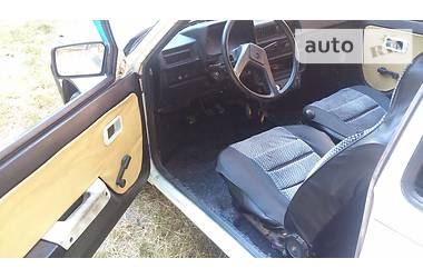 ЗАЗ 1102 Таврия  1989