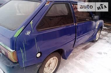 ЗАЗ 1102 Таврия  1986
