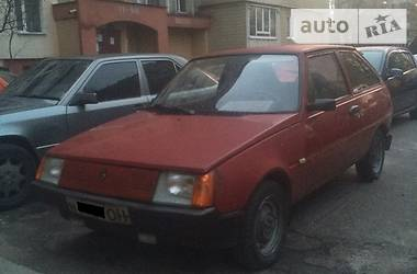 ЗАЗ 1102 Таврия  1988