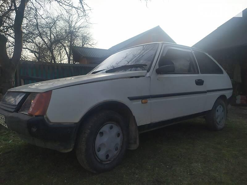 Купе ЗАЗ 1102 Таврия