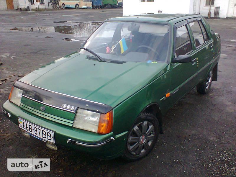 Лифтбек ЗАЗ 1103 Славута