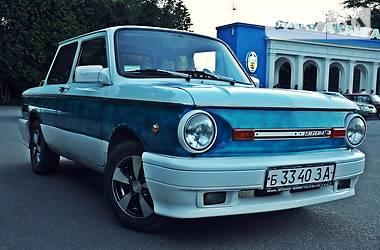 ЗАЗ 968 968М 1989