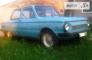 ЗАЗ 968  1986