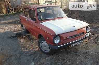 ЗАЗ 968  1988